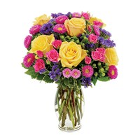 """Just Because"" flower bouquet (BF172-11KM)"